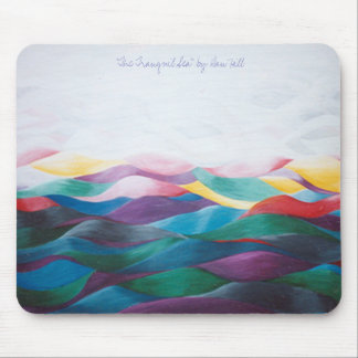 """""""The Tranquil Sea"""" Mousepad"""