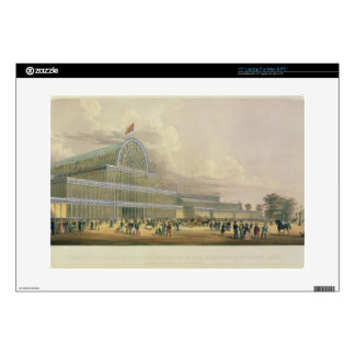 The Transept of the Crystal Palace, from the Princ Decals For Laptops