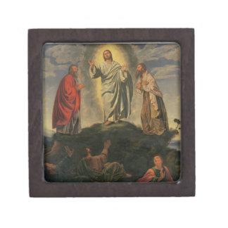 The Transfiguration, c.1527-33 (oil on panel) Jewelry Box