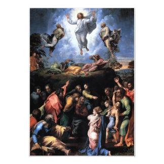 The Transfiguration Fine art Card