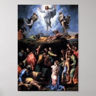 The Transfiguration Fine art Poster