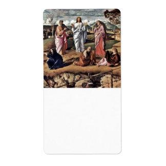 The Transfiguration Label