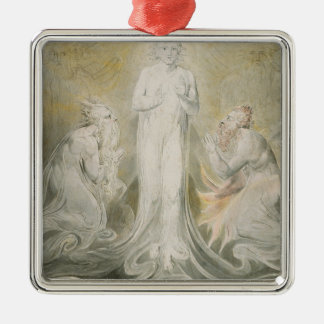 The Transfiguration Metal Ornament