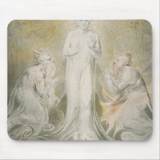 The Transfiguration Mouse Pad