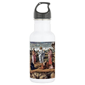 The Transfiguration of Christ Bellini Stainless Steel Water Bottle