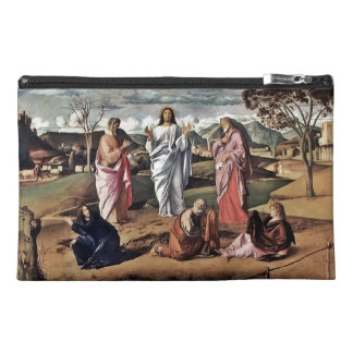 The Transfiguration of Christ Bellini Travel Accessory Bag