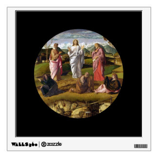 The Transfiguration of Christ Bellini Wall Decal