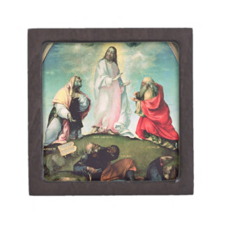 The Transfiguration of Christ, c.1510-12 (oil on p Jewelry Box