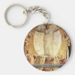 The Transfiguration Of Christ Key Chains