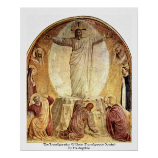 The Transfiguration Of Christ Posters