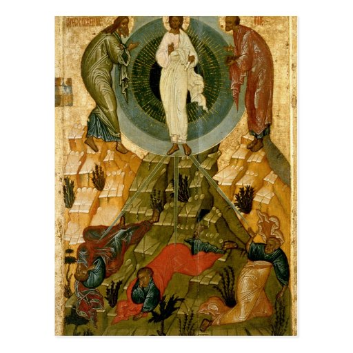 The Transfiguration of Our Lord Post Cards