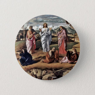 The Transfiguration Pinback Button