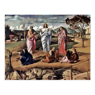 The Transfiguration Postcard