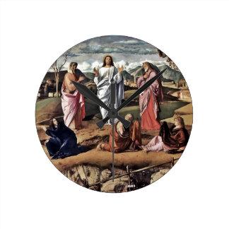 The Transfiguration Round Clock