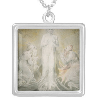 The Transfiguration Silver Plated Necklace
