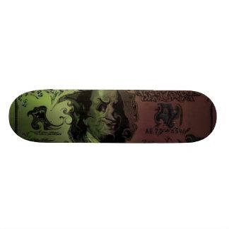 The Transformation Custom Skate Board