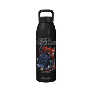 The Transformers - Optimus Water Bottles