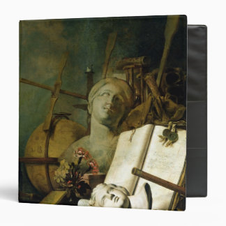 The Transience of All Earthly Things , c.1660 3 Ring Binder
