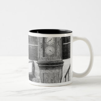 The Transit of Venus Two-Tone Coffee Mug