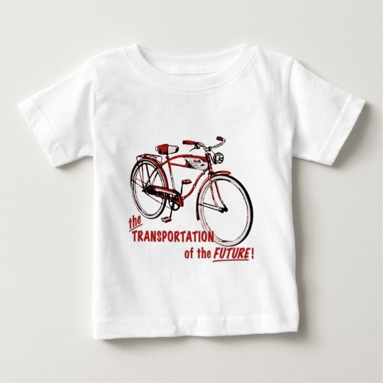 The Transportation of the Future Baby T-Shirt