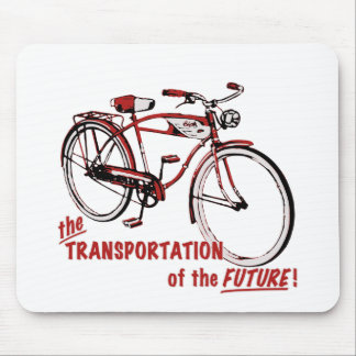 The Transportation of the Future Mouse Pad