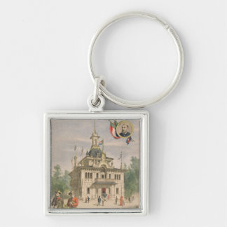 The Transvaal pavilion at the Universal Keychain