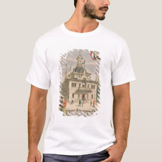 The Transvaal pavilion at the Universal T-Shirt