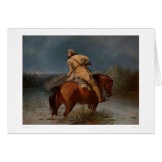 The Trapper's Last Shot (1388A) Card