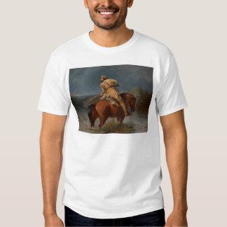 The Trapper's Last Shot (1388A) T-shirt