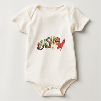 The Trashow Live Style Baby Bodysuit