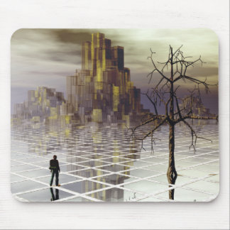 The Traveler 5 Mouse Pad