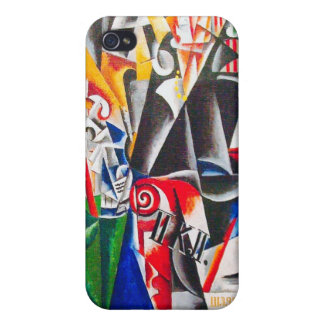 The Traveler, by Juan Gris Covers For iPhone 4