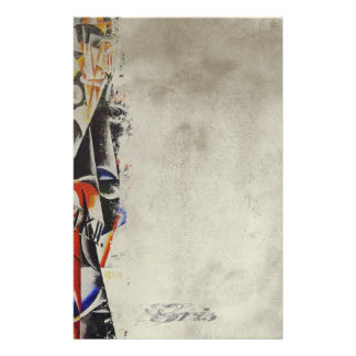 The Traveler, by Juan Gris Stationery Design