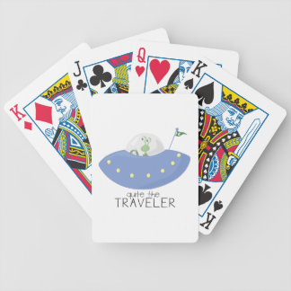 The Traveler Bicycle Poker Cards