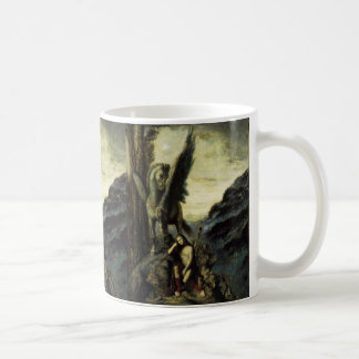 The Traveler Poet by Gustave Moreau Coffee Mug