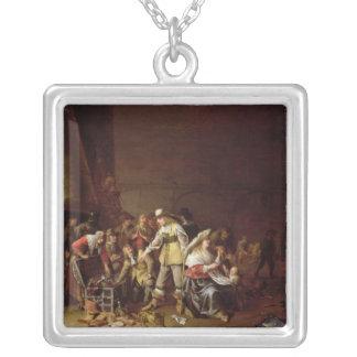 The Treasure trove Silver Plated Necklace