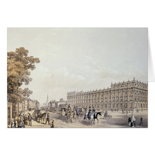 The Treasury, Whitehall Card