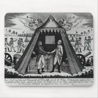 The Treaty of Campo Formio, 18th October 1797 Mouse Pad