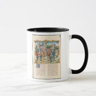 The Treaty of Conflans Mug