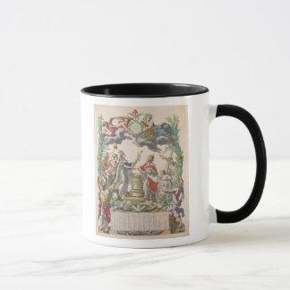 The Treaty of Versailles in 1768 Mug