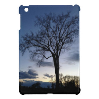 The Tree at Winter iPad Mini case