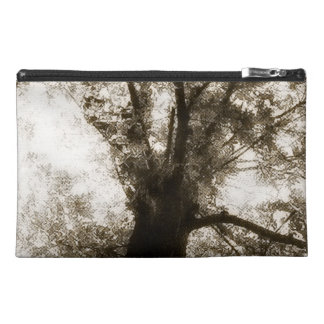 the Tree From Below Black & White Travel Accessories Bags