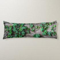 The Tree Hugger, G-Vegan, Body Pillow