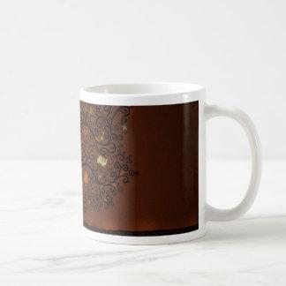 The Tree of Books Classic White Coffee Mug