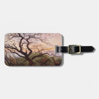 The Tree of Crows, 1822 Bag Tag