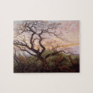The Tree of Crows, 1822 Jigsaw Puzzle
