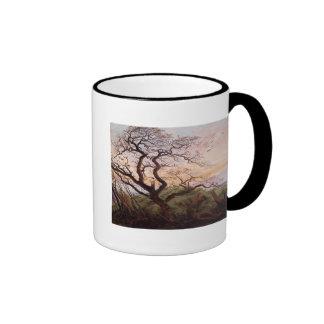 The Tree of Crows, 1822 Ringer Mug