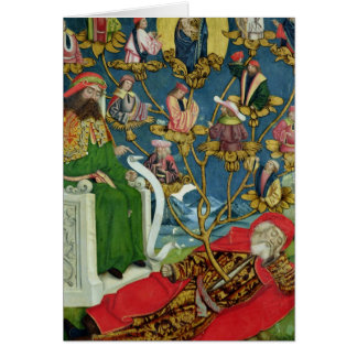 The Tree of Jesse, from the Dome Altar, 1499 Card