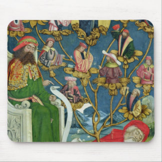 The Tree of Jesse, from the Dome Altar, 1499 Mouse Pad