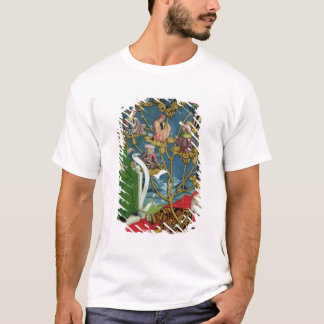 The Tree of Jesse, from the Dome Altar, 1499 T-Shirt